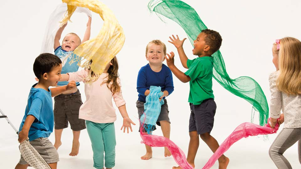Preschool Sports Class
