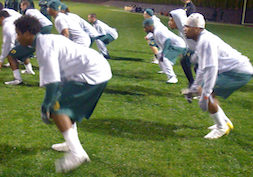 UO Fall Camp 2009